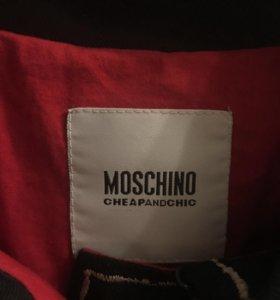 Новое пальто Moschino оригинал