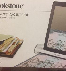 Brookstone iConvert Scanner для iPad и iPad 2