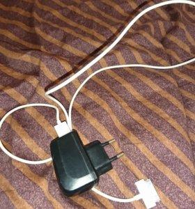 Зарядное на планшет