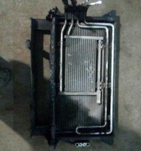 Радиатор кондиционера бмв е39 530