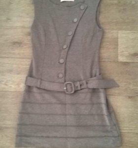Стильное мини-платье Lo р. 42
