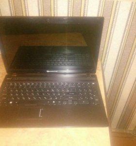 Игровой ноутбук Packard bell pew96