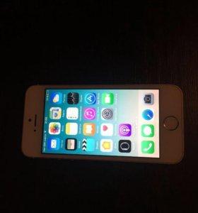📱 iPhone 5s 32gb gold🔥