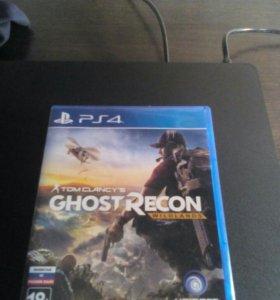 Игра на playstation4 Tom clancys Ghost