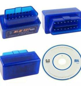 Автосканер ELM327 mini Bluetooth OBD-II