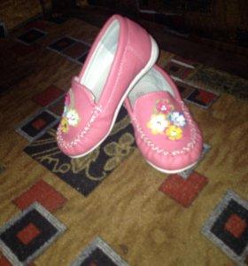 Туфли новые 23 размер
