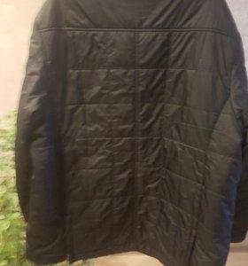Куртка весенняя лёгкая