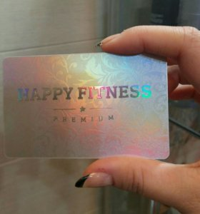 Абонемент в HAPPY FITNESS PREMIYM