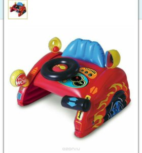 """Надувная игрушка """"гонщик"""""""