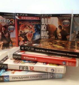 Игры для PS3 Выгодный комплект