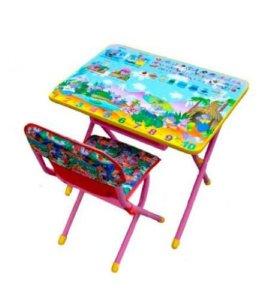 Детский стул с стульям