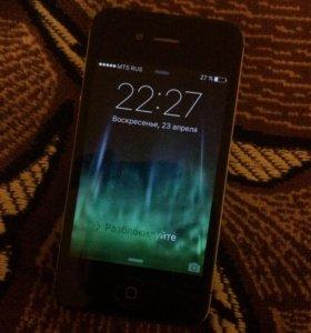 iPhone 4s на 32 GB