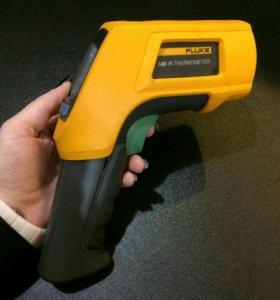 ИК и контактные термометры Fluke 566