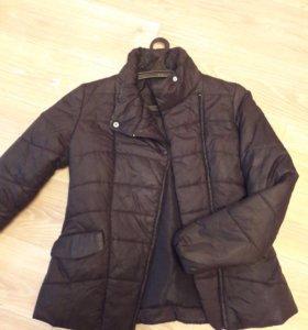 Куртка с Киры Пластининой