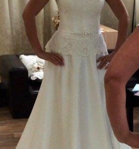 Свадебное платье дизайнерское новое