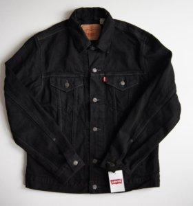 Джинсовая куртка Levis новая