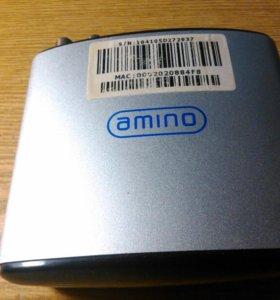 Приставка для Цифрового ТВ  AmiNET110