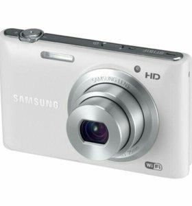 НОВЫЙ Фотоаппарат цифровой samsung с wi-fi