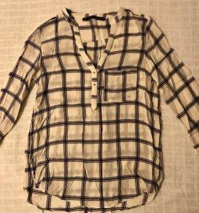 Рубашка Zara, р. S