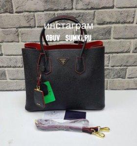 Prada оригинал сумки