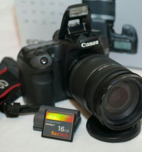 Canon EOS 50D Kit 18–200mm f/3.5–5.6 IS