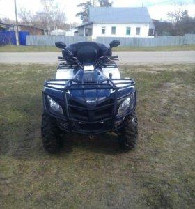 Продам квадроцикл Stels ATV 600 GT
