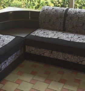 Диван-кровать угловой новый