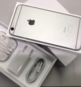 ⭐️iPhone 6 Plus 64GB Silver