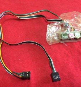 USB 3.5 новый! для корпуса пк