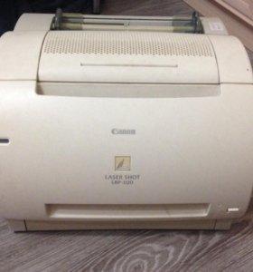 Принтер canon lbp 1120