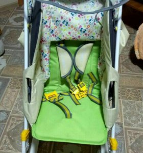 Санки-коляска Ника детям-2