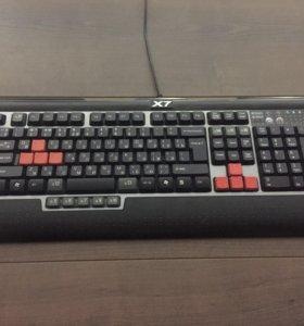Игровая клавиатура A4TECH X7 G800V