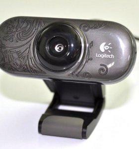 Веб-камера Logitech Webcam C210