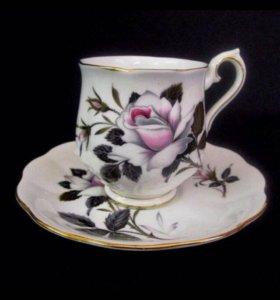 Винтажные чайные пары Royal Albert, Англия