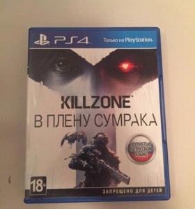 Игра на PS4 Killzone