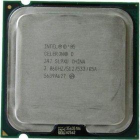 Процессоры Celeron для 775 сокета