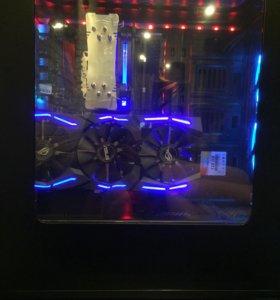 Игровой компьютер модинговый