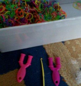 Резинки для плетение