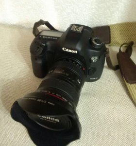 Объектив Canon 16-35 2.8 II