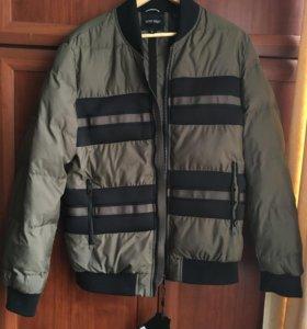 Мужская итальянская куртка Antony Morato