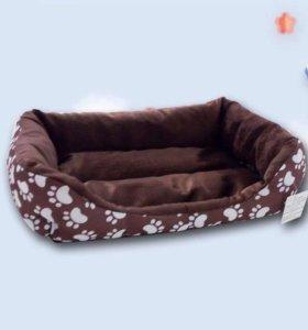 Абсолютно новый лежак для собаки