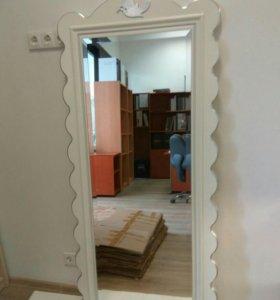 Зеркало новое Италия
