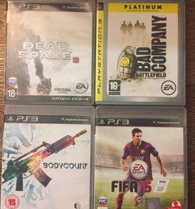 Игры для Sony PS3