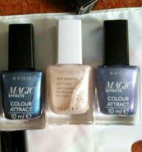 Магнитные лаки для ногтей