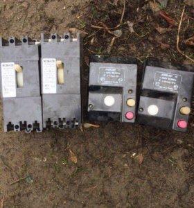 Автоматические выключатели АП, АЕ