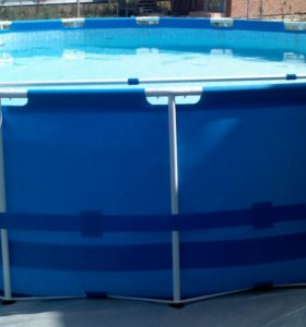Каркасный бассейн Bestway Steel Pro 549см×122см