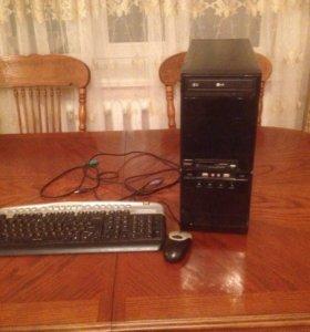 Системный блок,процессор и коавиатура