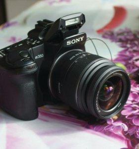 Sony alpha a 350