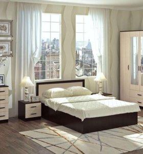 Комплект для спальни фиеста