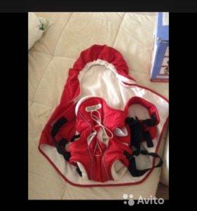 Эрго рюкзак Baby ton